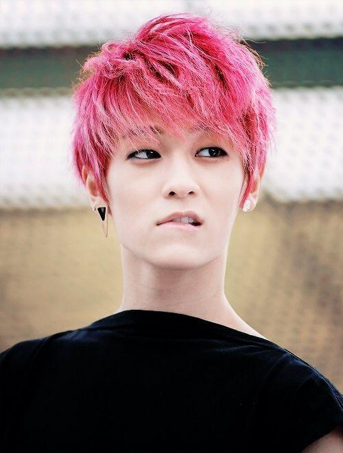 50 Shades Of Kpop Hair Pink K Pop Amino