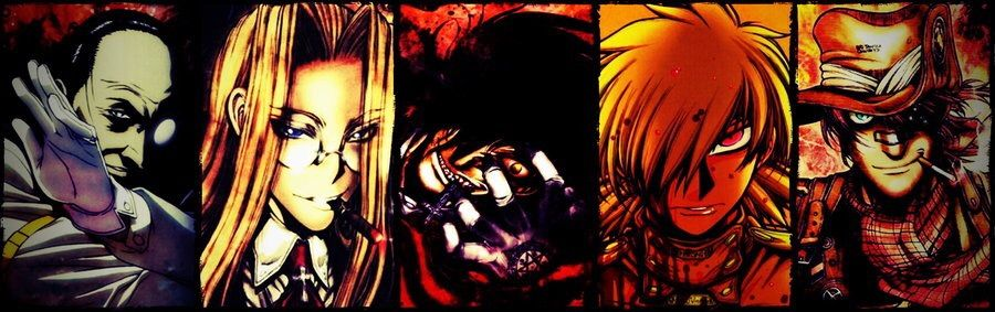 Hellsing Ultimate | Anime AminoHellsing Ultimate Characters