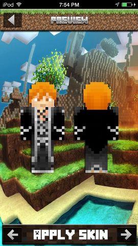 Anime Minecraft Skins Wiki Minecraft Amino - Minecraft skins fur ipod