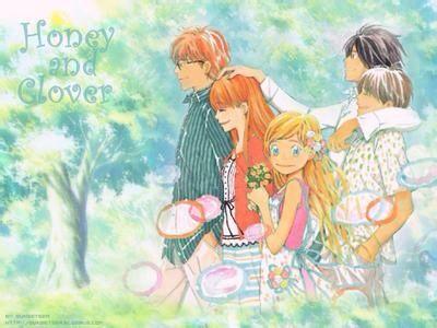 蜜蜂与四叶草 Wiki Anime Amino