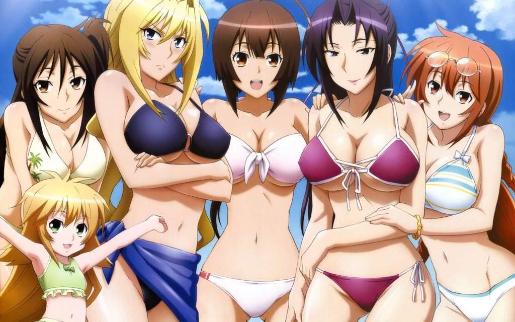 Musubi Sekirei Hot