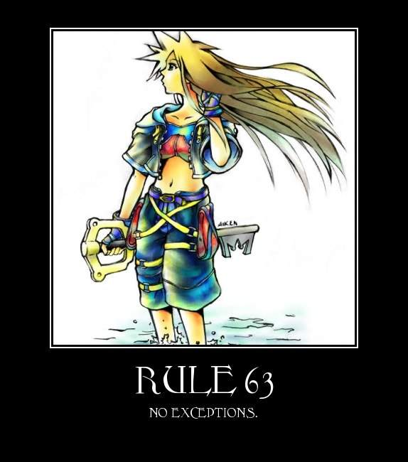 Rule 63 - One Piece - Girl!Law by FalseDelusion.deviantart
