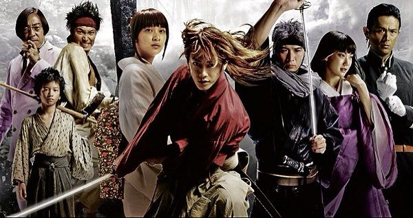 Rurouni Kenshin Live Action Movie | Anime Amino