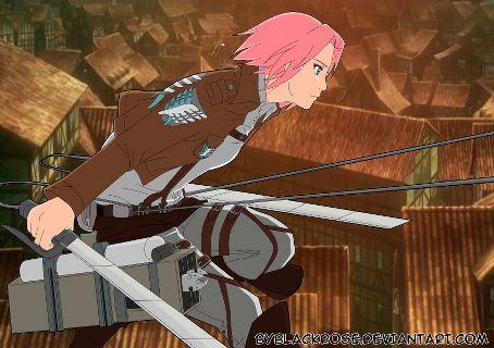 Naruto Crossover Attack On Titan | Wiki | Anime Amino