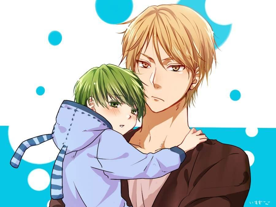 Kuroko No Basket Kids And Chibis 2 Anime Amino