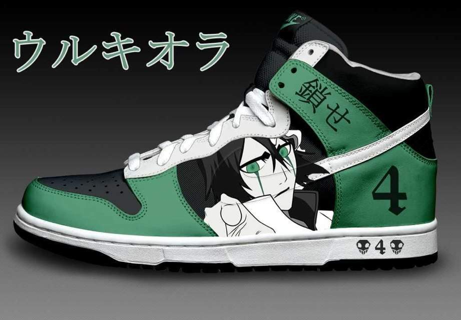 Bleach Anime Shoes For Sale
