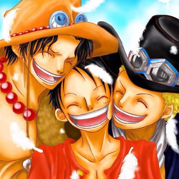 Ace, Sabo and Luffy | Wiki | Anime Amino