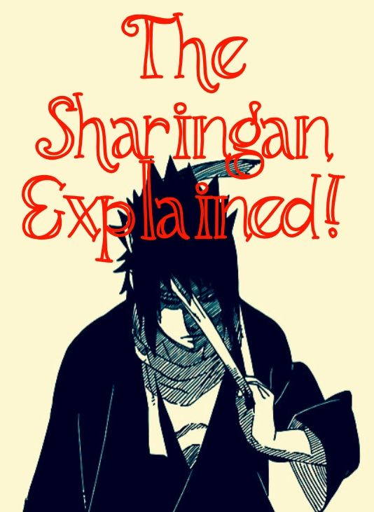All sharingan types and what they do
