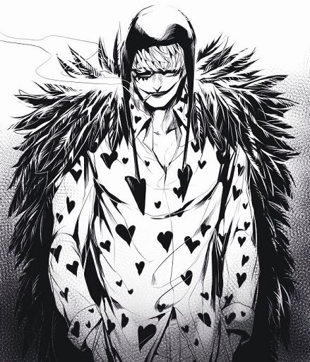 Caught Up • One Piece 769 • Corazon