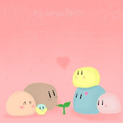 The Big Dango Family Clannad Anime Amino