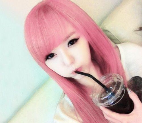 50 Shades Of Kpop Hair: Pink