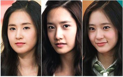 yuri vs yoona vs krystal | K-Pop Amino F(x) Krystal And Yoona