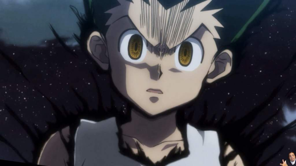 gon meet his father episode 7