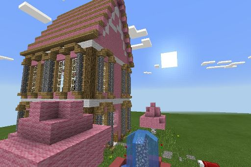 Ice Cream House Wiki Minecraft Amino