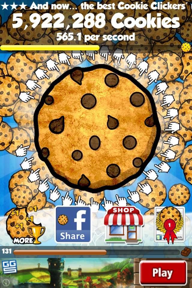 Cookie Clicker | Video Games Amino