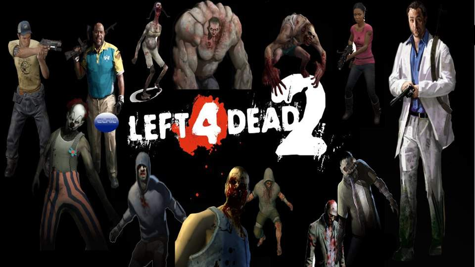 Favorite Left For Dead Characters | Video Games Amino