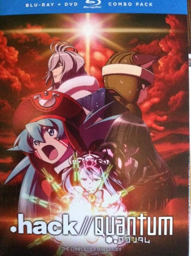 hack//QUANTUM bluray | Anime Amino