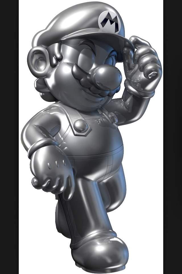 Metal Sonic or Metal Mario?   Video Games Amino