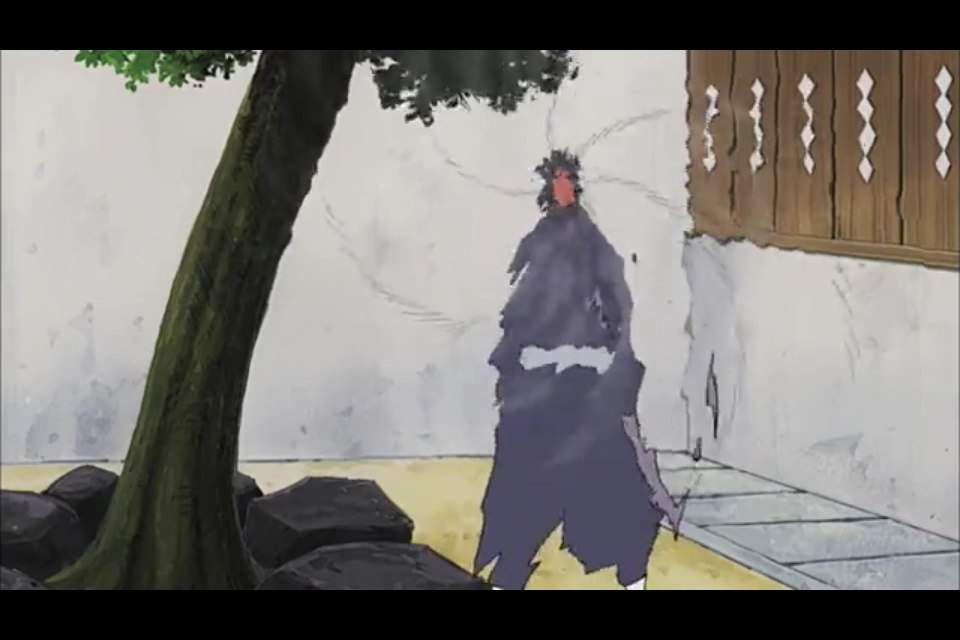 Naruto shippuden episode 359 : The Night of the tragedy