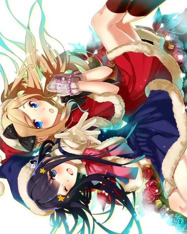 Anime In Hiragana: Cute And Hot Anime Girls