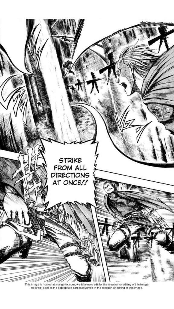 Attack On Titan Manga Chapter 1 Part 1 | Wiki | Anime Amino