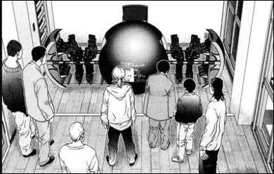 Gantz manga, cosplay, and inspiration | Anime Amino