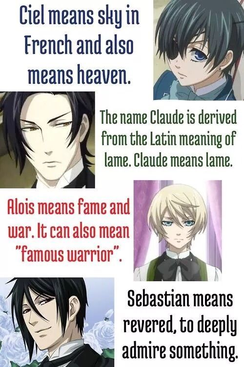 😇Name meanings😇 | Anime Amino