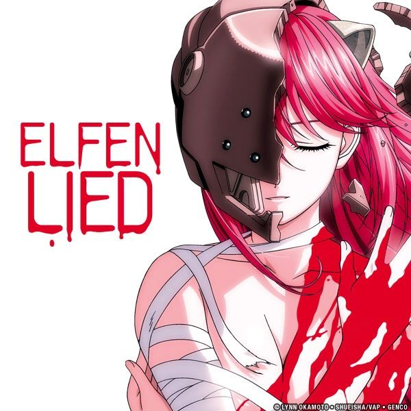 Lucy Elfen Lied Anime Amino