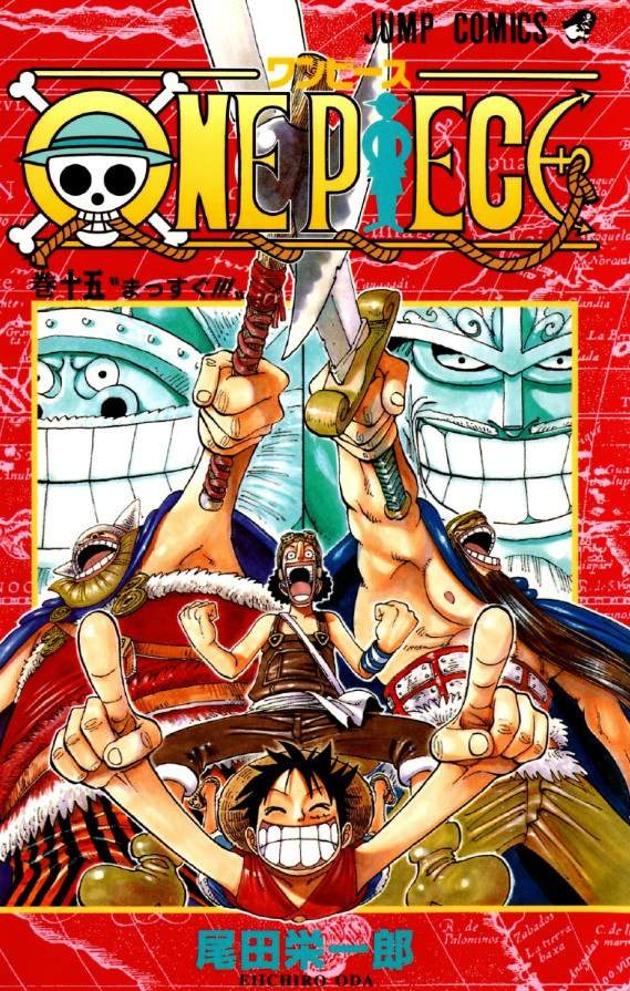One Piece Volume Covers   Wiki   Anime Amino