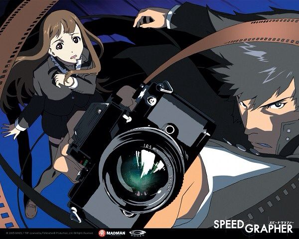 OSpeed Grapher Saiga Once A War Photographer Works For Hibara Ginza In The Capitalist State Of Tokyo He Infiltrates Into Roppongi Club Secretive Base