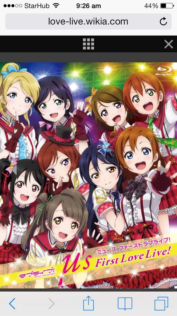 School idol project season 2! | Anime Amino