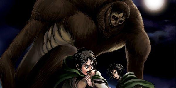 The Ape Titan: Creepy AF | Anime Amino