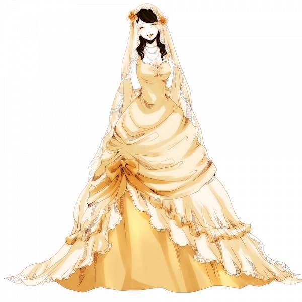 Wedding Dress | Wiki | Anime Amino