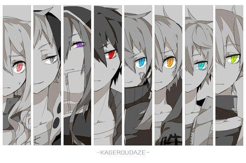 Kagerou Project | Anime Amino