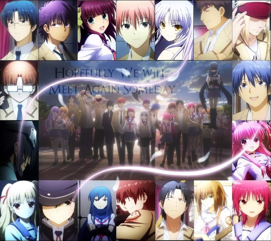 Angel Beats | Wiki | Anime Amino