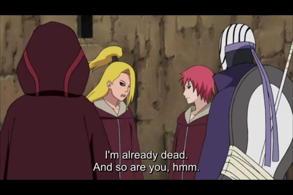 Naruto Shippuden Funny Screenshots