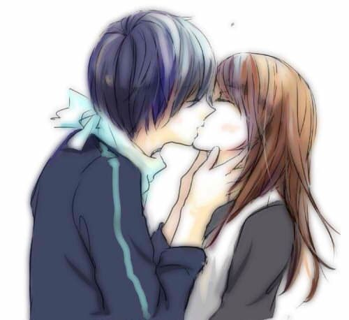 I Just Randomly Thought Id Post Some Cute Romance Love Anime Pictures On Here