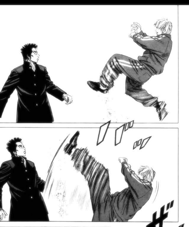 Rookies- A Phenomenal Manga