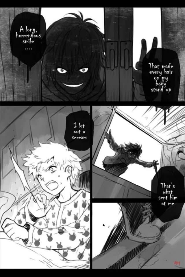 Jeff The Killer Manga Anime Amino