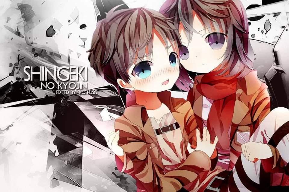 Attack On Titan Chibi Wallpapers Anime Amino