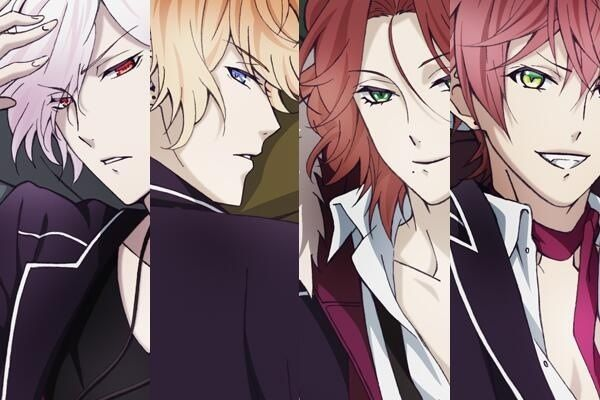 Diabolik Lovers Anime Amino