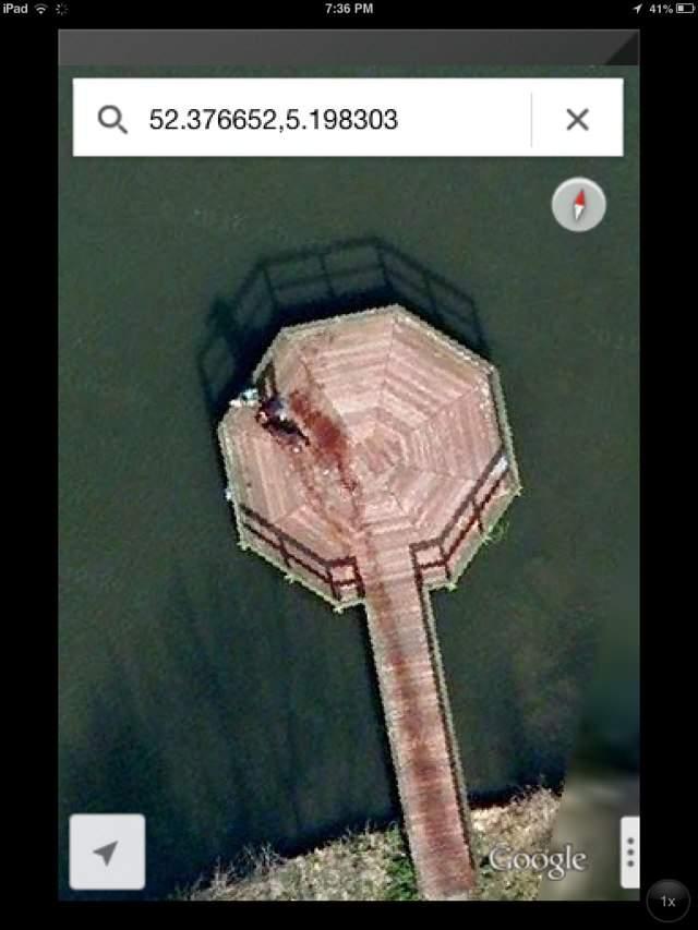 Aint dis so WEIRD?!o_O | Anime Amino Dead Man Google Maps on