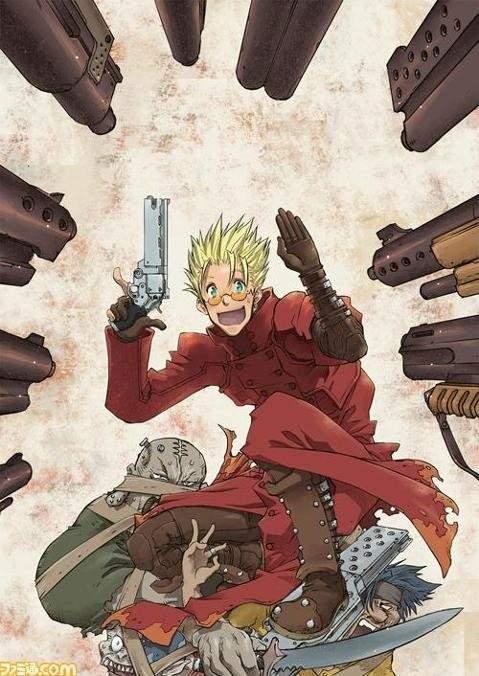 Trigun Badlands Rumble Anime Amino